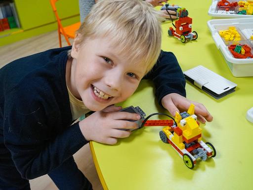 Робототехника в дошкольном возрасте