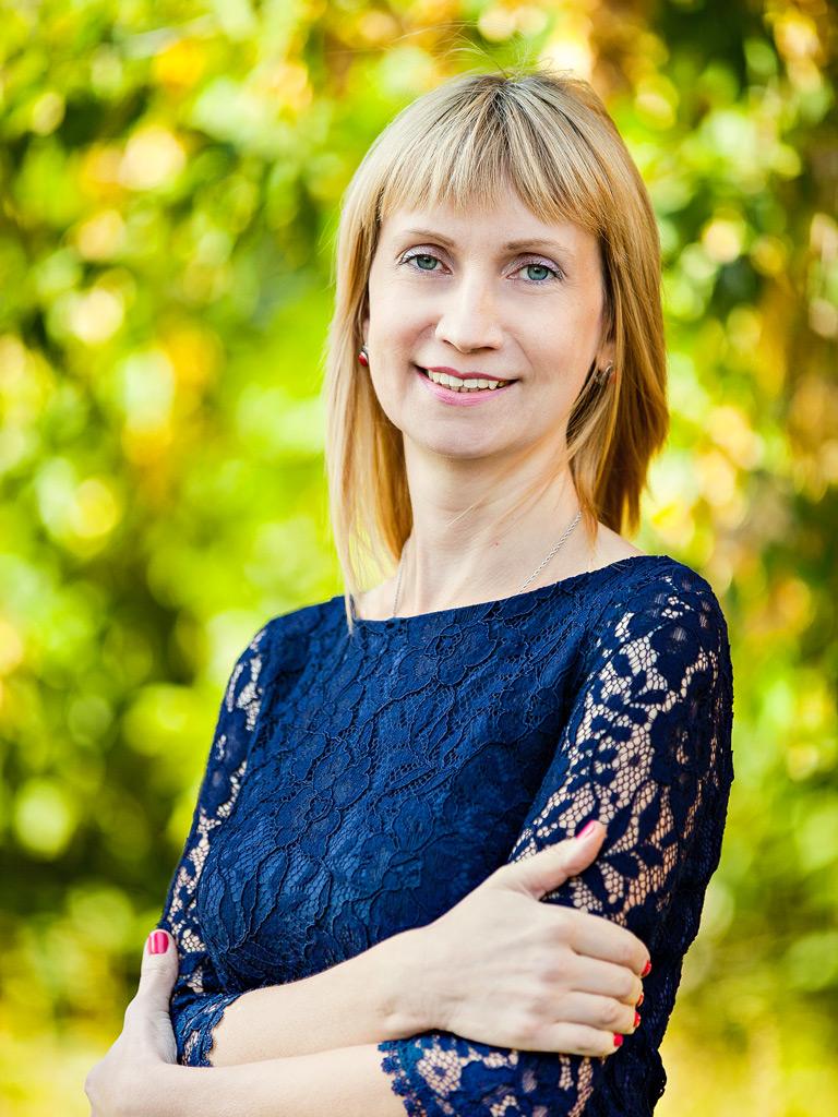 Светлана Валерьевна Кучанская