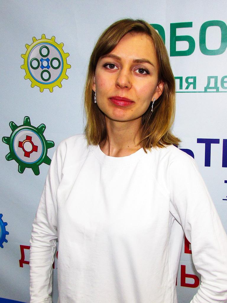 Дарья Андреевна Вершинина