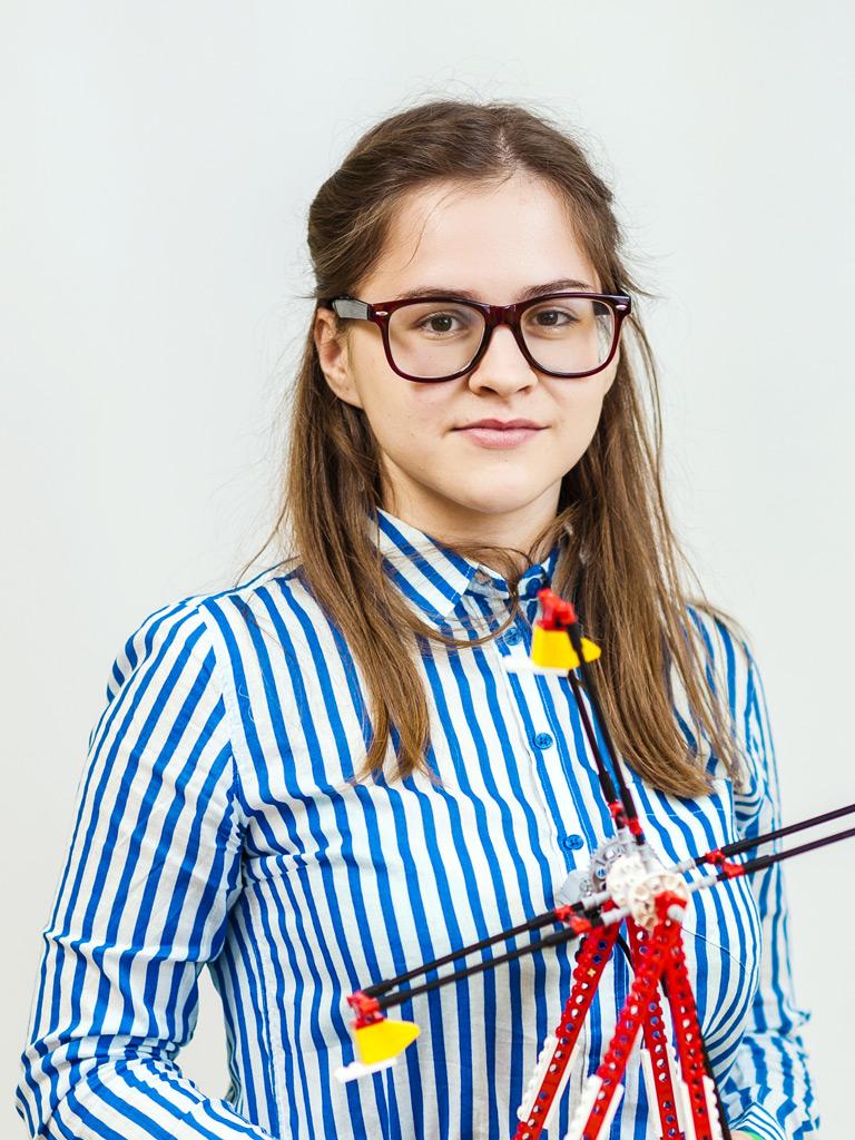 Елена Николаевна Добрынина