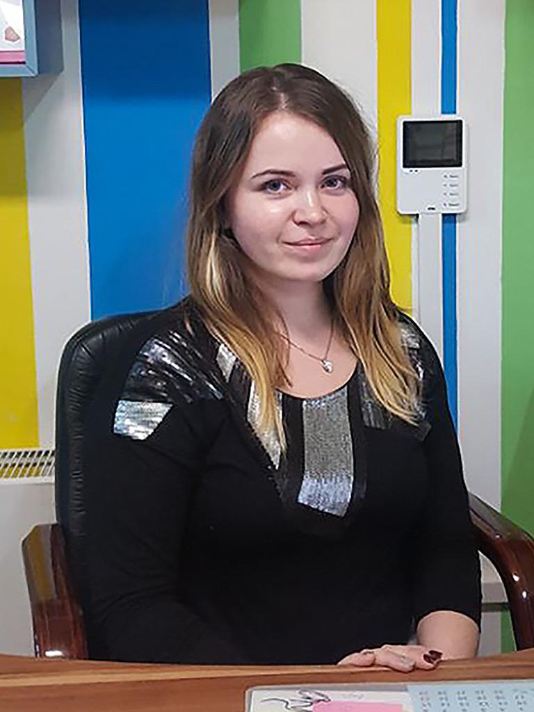 Башкина Юлия Григорьевна