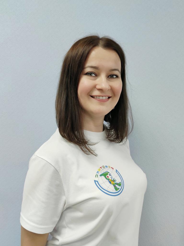 Шпургалова Анна Александровна